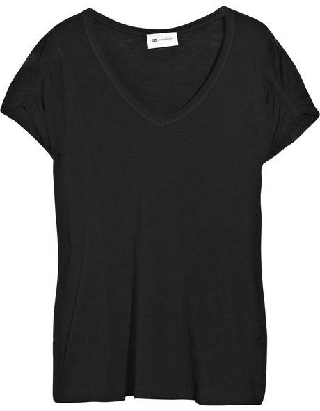Vanessa Bruno Athé Short-sleeved cotton T-shirt