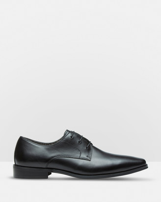 Oxford Lucio Leather Derby Shoes