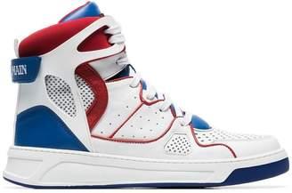 Balmain Keith hi-top sneakers