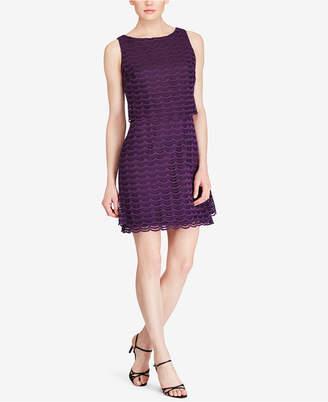 American Living Mesh Popover Dress $89 thestylecure.com