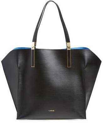 Lodis 'Blair Collection - Lucia' Leather Tote $318 thestylecure.com