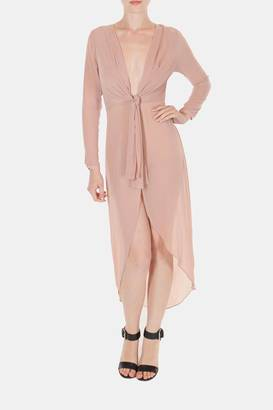 Cotton Candy Glamour Maxi Romper $54 thestylecure.com