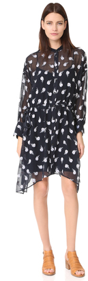 Rag & Bone Elodie Dress $595 thestylecure.com