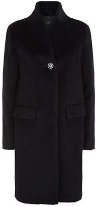 Cinzia Rocca Alpaca Wool Coat