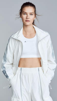 adidas by Stella McCartney Perf Tt White Jacket