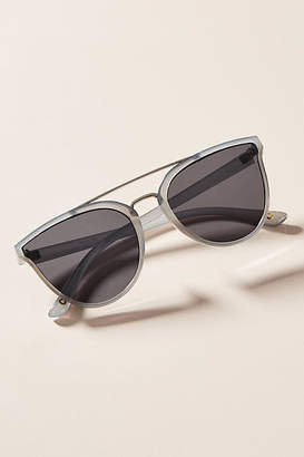 Anthropologie Luella Brow-Bar Sunglasses
