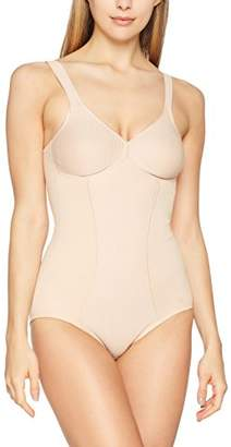 48505f7040cc at Amazon.co.uk · Triumph Women's Modern Soft + Cotton Bs Not Applicable  Non-Wired Shaping Full Slip,