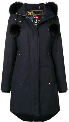 Moose Knuckles double breasted padded coat