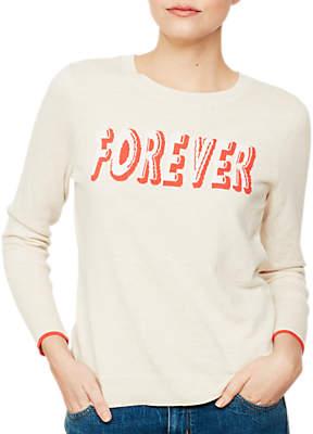 Mint Velvet Forever Jumper, Multi