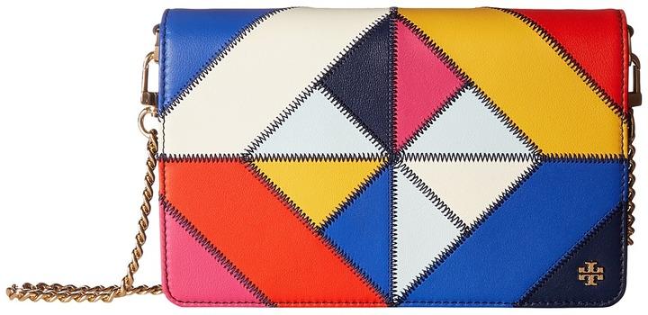 Tory BurchTory Burch - Diamond Stitch Chain Wallet Wallet Handbags