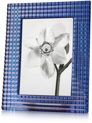 "Baccarat Blue Eye Picture Frame, 5"" x 7"""