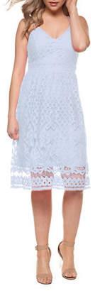 Dex Crochet Strappy Dress