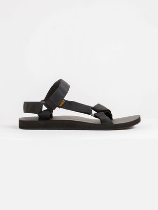Teva Mens Original Universal Sandals in Black