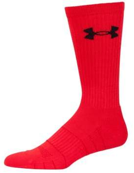 Under Armour Elevated Performance Crew Socks