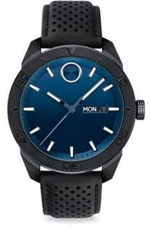 Movado Bold Analog Sport Watch - Blue