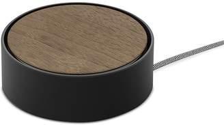 Native Union Eclipse USB charging hub - Black Wood