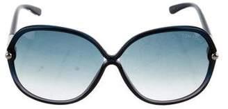 Tom Ford Islay Oversize Sunglasses