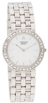 Seiko Credor Classic Watch