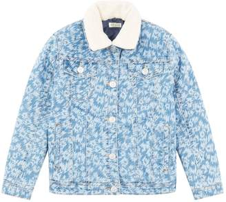 Kenzo Emiliane Absct Denim Jacket