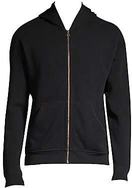 ATM Anthony Thomas Melillo Men's French Terry Zip Hoodie