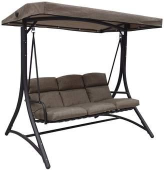 Hartman Hammocks & Swings Opus Outdoor Swing Chair, Cappuccino LP