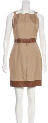 Peter Som Sleeveless Mini Dress