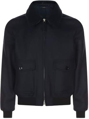 Tom Ford Wool Aviator Jacket