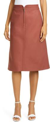 Kate Spade Collection Twill Skirt