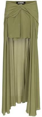 Jacquemus la jupe sahil maxi skirt