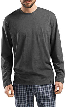 Hanro Men's Night & Day Long-Sleeve Shirt