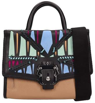 Paula Cademartori Ari Black Leather Bag