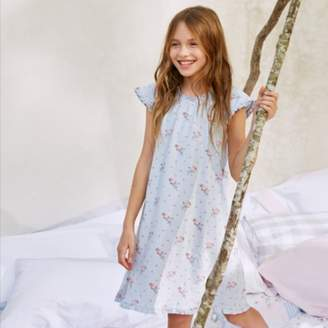 The White Company Floral Nightdress (1-12yrs)