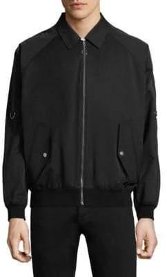 HUGO Bogoun Point-Collar Bomber Jacket