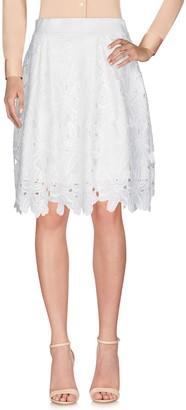 Blugirl Knee length skirts - Item 35368505TN
