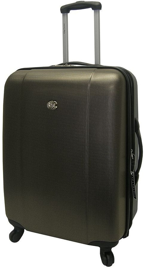 Oleg Cassini Hardside 24-Inch Spinner Luggage