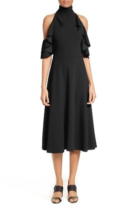 Women's Tracy Reese Midi Dress $298 thestylecure.com