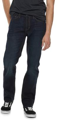Ring Of Fire Men's Ring of Fire Nonstop Straight-Leg Jeans