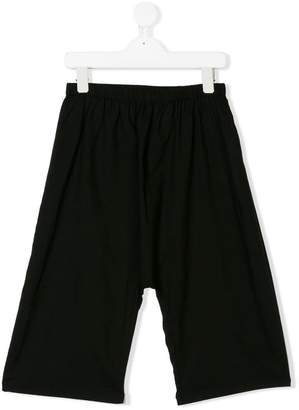Douuod Kids Teen dropped crotch shorts