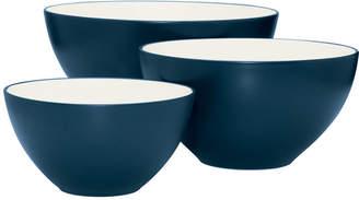 Noritake Colorwave Set of 3 Bowls