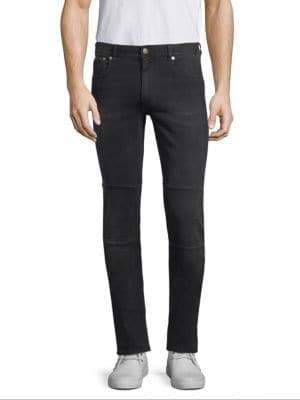 Belstaff Tattenhall Black Skinny Jeans