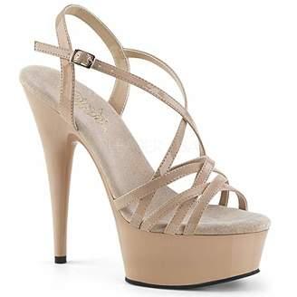 Pleaser USA Women's DELIGHT-613 Sandal