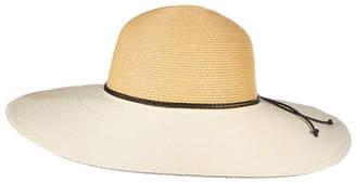 Callanan Braided Round Crown Floppy Hat