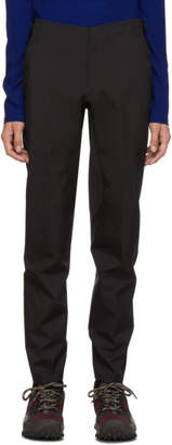 Arcteryx Veilance Black Sequent AR Trousers