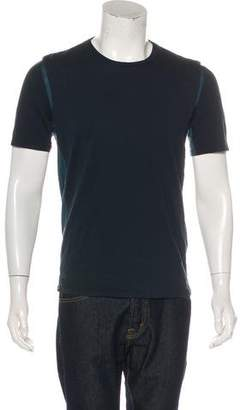 Maison Margiela Colorblock-Paneled T-Shirt