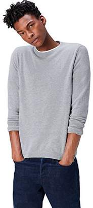 find. Men's Cotton Crew Neck Sweater