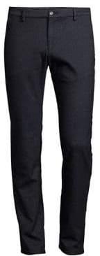 Bugatti Flat-Front Pants