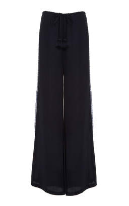 Figue Simone Embroidered Pant