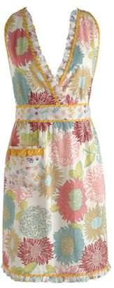 Design Imports Summer Blooms Vintage Apron