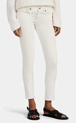 R 13 Women's Kate Distressed Skinny Jeans