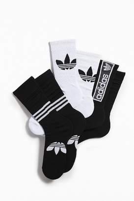 adidas Roller Crew Sock 3-Pack